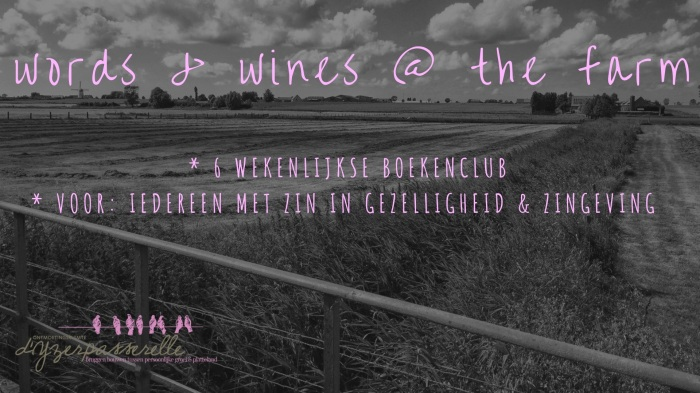 words & wines @ the farm